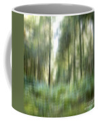 Undergrowth In Spring.  Coffee Mug