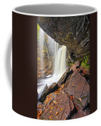 Underneath The B Reynolds Waterfall Coffee Mug
