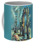 Underwater Cathedral By Chris Coffee Mug