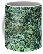 Underwater Rocks - Adriatic Sea Coffee Mug