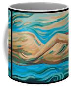 Underwater Swimmer Coffee Mug