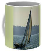 Underway In Newport Coffee Mug