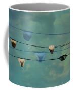 Underwear On A Washing Line  Coffee Mug