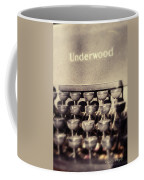 Underwood Coffee Mug