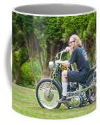 Uneasy Rider Coffee Mug
