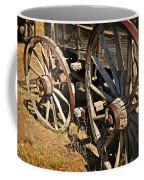 Unequal Wheels Coffee Mug