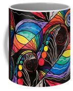 Unfold Coffee Mug by Teal Eye  Print Store