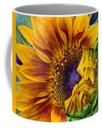 Unfurling Beauty - Cropped Version Coffee Mug