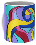 Unfurling Coffee Mug