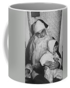 Unhappy Santa Claus Coffee Mug