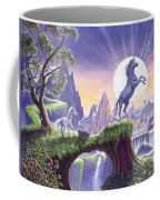 Unicorn Moon Coffee Mug