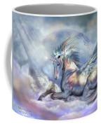 Unicorn Of Peace Coffee Mug
