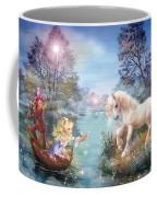 Unicorns Lake Coffee Mug