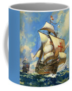 Unidentified Sailing Ships Coffee Mug