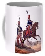 Uniforms Of The 5th Hussars Regiment Coffee Mug