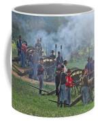 Union Artillery Battery Coffee Mug