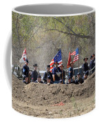 Union Artillery Embankment Coffee Mug