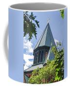 Union Collage Church Coffee Mug
