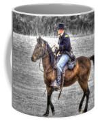 Union Horse Officer Coffee Mug