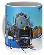 Union Pacific Challenger Coffee Mug