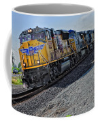 Union Pacific Southbound Coffee Mug