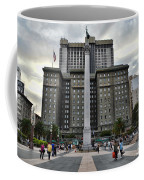 Union Square Courtyard Coffee Mug