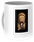 Union Station Dc Poster Coffee Mug