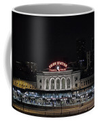Union Station Denver Colorado 2 Coffee Mug