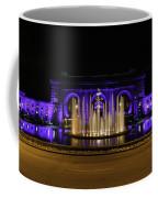 Union Station In Blue Coffee Mug