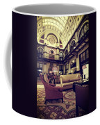 Union Station Lobby Coffee Mug