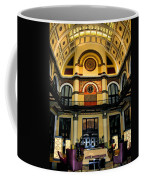 Union Station Lobby Larger Coffee Mug