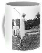 Union Suit Golfer Coffee Mug