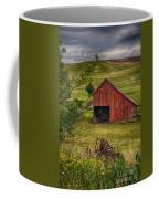 Unique Barn In The Palouse Coffee Mug