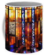 United States Air Force Academy Cadet Chapel Detail Coffee Mug