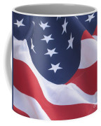 United States Flag  Coffee Mug