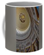 Unites States Capitol Rotunda Coffee Mug by Susan Candelario