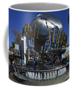 Universal Studios Globe Coffee Mug