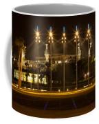 University Of Tampa At Night Coffee Mug