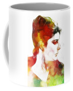 Unknown Lady Coffee Mug