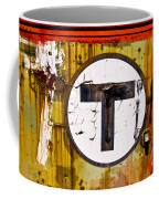 Unknown T - Railroad Art Coffee Mug