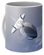 Unmanned Spaceship Coffee Mug