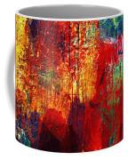 Untamed Colors  Coffee Mug by Prakash Ghai
