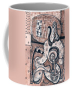 Sepia Beauty #2 Coffee Mug