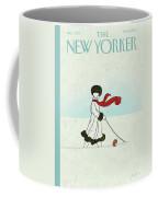 New Yorker March 1st, 2010 Coffee Mug