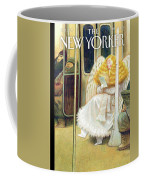 New Yorker December 12th, 2011 Coffee Mug