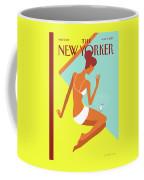 New Yorker August 9th, 2010 Coffee Mug