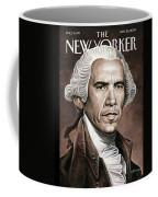 New Yorker January 26th, 2009 Coffee Mug