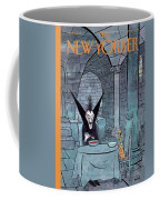 New Yorker October 31st, 2011 Coffee Mug
