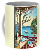 New Yorker April 18th, 2011 Coffee Mug