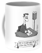 New Yorker May 28th, 2007 Coffee Mug